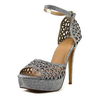30aee2430075 Thalia Sodi Womens Felisa Fabric Peep Toe Special Occasion