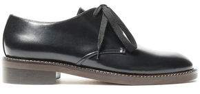 Marni Glossed-Leather Brogues