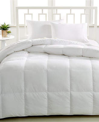 Hotel Collection Closeout! Luxury Down Alternative Twin Comforter, Hypoallergenic, 450 Thread Count 100% Cotton Cover, Created for Macy's Bedding