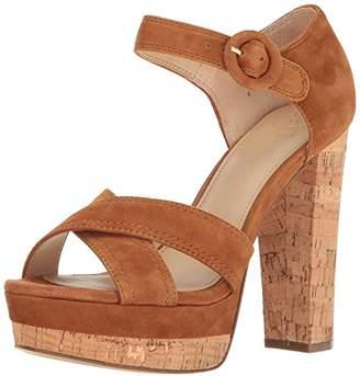 GUESS Women's Parris Heeled Sandal