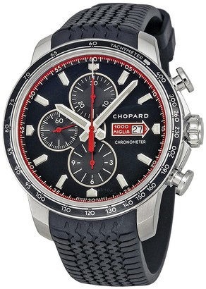 Chopard Mille Miglia GTS Chronograph Black Dial Men's Watch