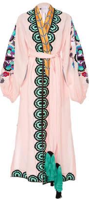 Yuliya Magdych Favorite Wife Embroidered Caftan