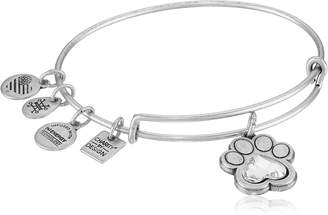 Alex and Ani Charity By Design, Prints of Love Bangle Bracelet