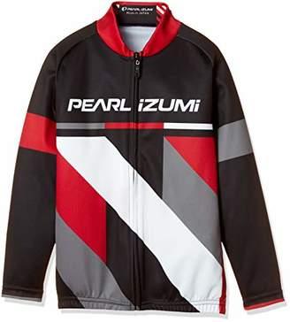 Pearl Izumi [パールイズミ]サイクル 長袖ジャージ キッズプリントジャージ キッズ 7 パールイズミ 日本 140cm (日本サイズ140 相当)