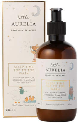 Aurelia Probiotic Skincare Little Aurelia from Sleep Time Top to Toe Wash 240ml