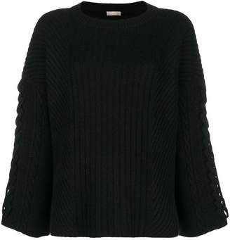 N.Peal oversized jumper