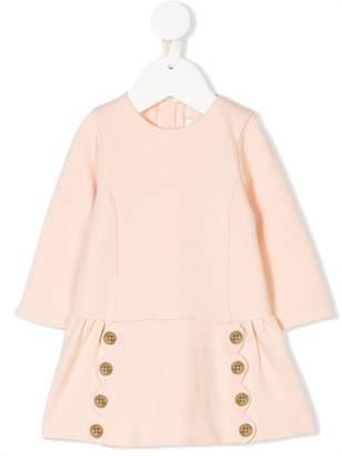 Chloé Kids short flared dress