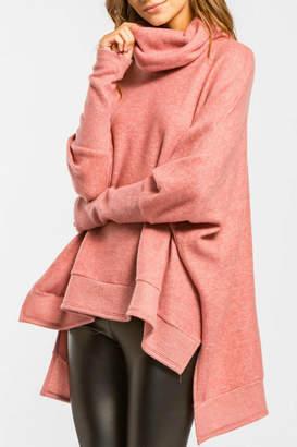 Cherish Warm Heart Sweater