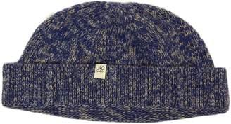 40 Colori - Denim Melange Wool & Cashmere Fisherman Beanie