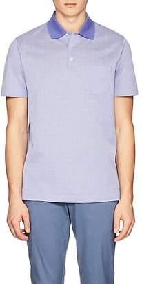 Ralph Lauren Purple Label MEN'S PIQUÉ COTTON POLO SHIRT