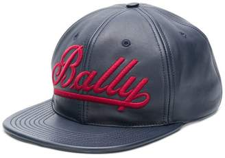 Bally logo cap