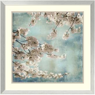 Amanti Art ''Blossoms II'' Floral Framed Wall Art