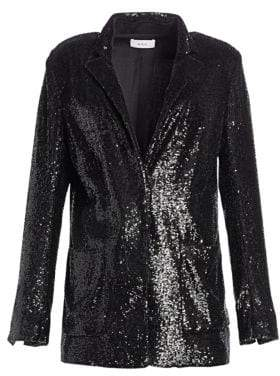 A.L.C. Quincy Sequin Blazer