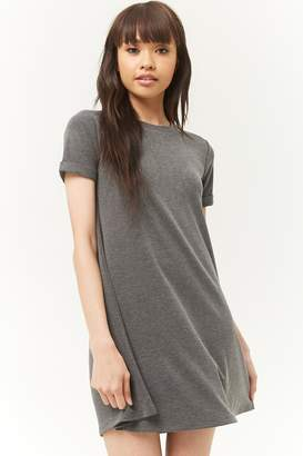 Forever 21 Faded A-Line Mini Dress