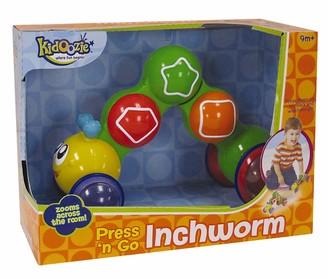 N. Kidoozie Press 'n Go Inchworm