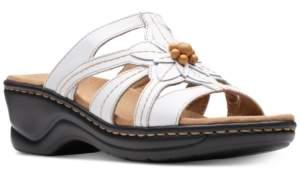 Clarks Collection Women's Lexi Myrtle Sandals Women's Shoes