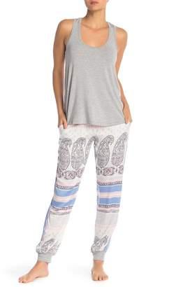 PJ Salvage Vintage Paisley Pajama Pants