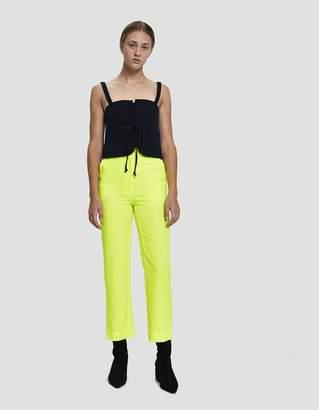 Maryam Nassir Zadeh Julian Fluorescent Trousers