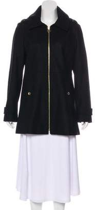 MICHAEL Michael Kors Wool Short Coat