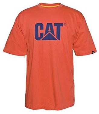 Caterpillar Men's Tm Logo T-Shirt