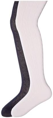 Jefferies Socks Cable Tights 2-Pack Hose