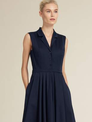 DKNY Cotton Shirt Dress