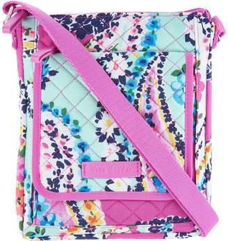 Vera Bradley Iconic Signature RFID Mini Hipster Bag