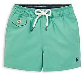 Ralph Lauren Baby Boy's Traveler Swim Shorts