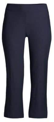 Eileen Fisher Cropped Flared Pants