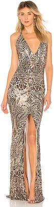 Nookie Shanina Plunge Gown