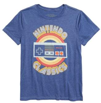 JEM Nintendo Entertainment System(R) Classics Graphic T-Shirt