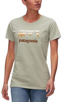 Patagonia Shop Sticker Responsibili-Tee T-Shirt - Women's