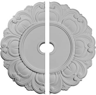 Ekena Millwork Angel Ceiling Medallion