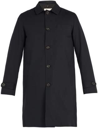 Oliver Spencer Beaumont gabardine coat