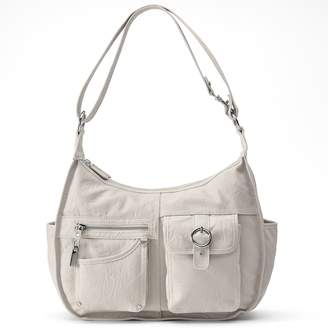 2bb43c86ade0 at Kohl s · Rosetti Riveting Seams Convertible Hobo Bag