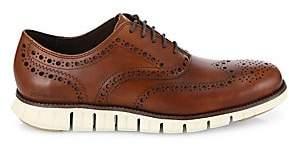 Cole Haan Men's Zerogrand Wingtip Leather Oxfords