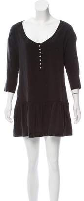 One Teaspoon One x Long Sleeve Mini Dress w/ Tags