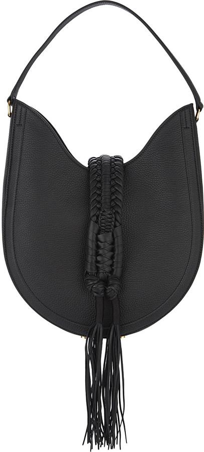 AltuzarraAltuzarra Ghianda leather hobo bag