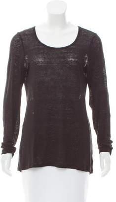 Frame Long Sleeve T-Shirt