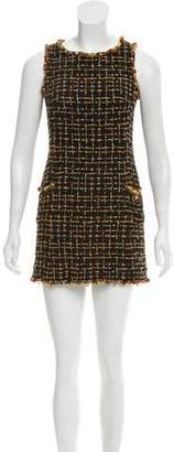 Chanel Lesage Sleeveless Dress