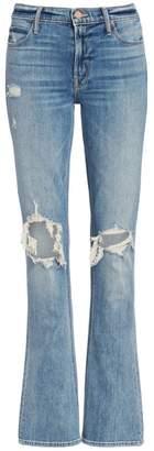 Mother Runway Weekender Bootcut Jeans
