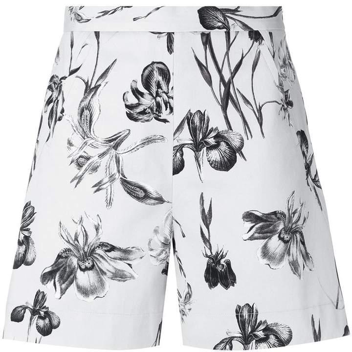 Andrea Marques floral shorts