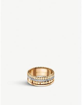 Boucheron Quatre Radiant Edition yellow-gold and diamond ring