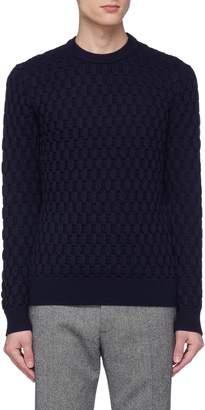 Theory 'Marcos' chunky Merino wool sweater