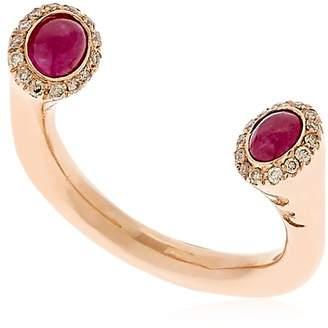 Marco Dal Maso Koiwi Rose Gold Ring