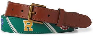 Polo Ralph Lauren Men's Polo-Overlay Webbed Belt