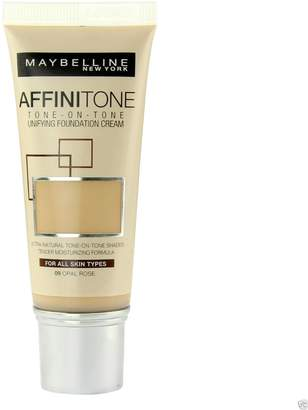 Maybelline New York Affinitone Unifying Foundation Cream