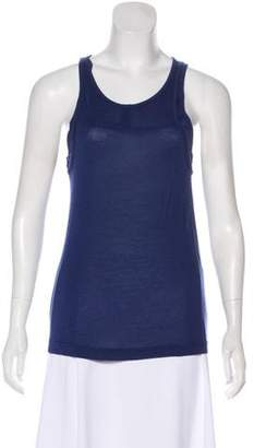 Marc by Marc Jacobs Sleeveless Scoop Neck Tank