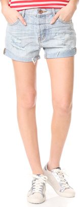 One Teaspoon Florence Charger Shorts $109 thestylecure.com