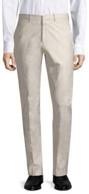 Theory Jake Cotton Blend Trousers